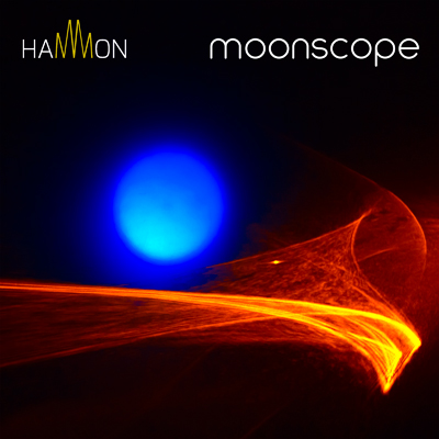 HAMMON - Moonscope, Audsio-CD